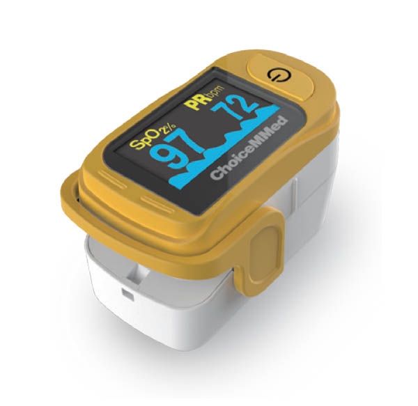 FINGERTIP PULSE OXIMETER MD300C2D