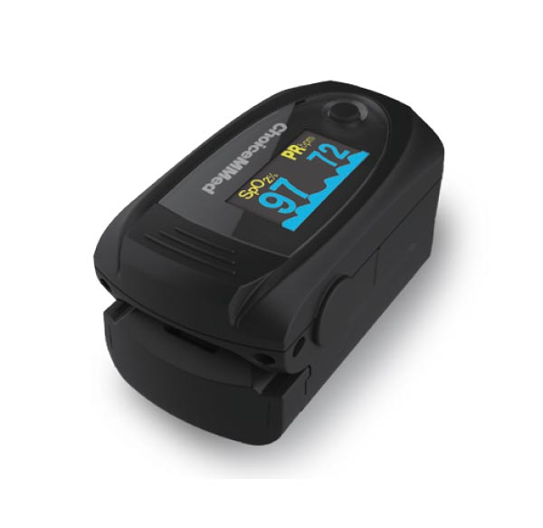 FINGERTIP PULSE OXIMETER MD300C63